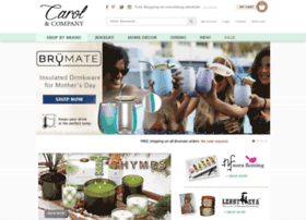 carolandcompany.com