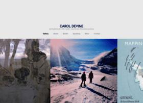 caroldevine.info