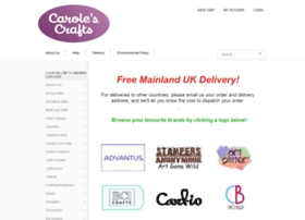 carolescraftsuk.co.uk