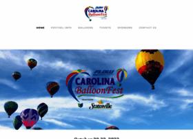 carolinaballoonfest.com