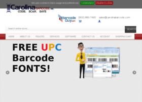 carolinabarcode.com