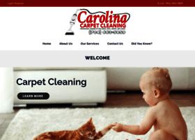 carolinacarpetcleaning.net