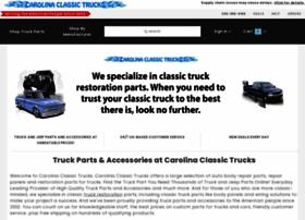 carolinaclassictrucks.com