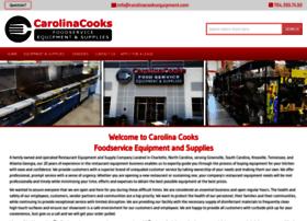 carolinacooksequipment.com