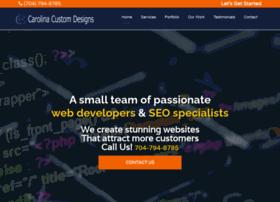 carolinacustomdesigns.com