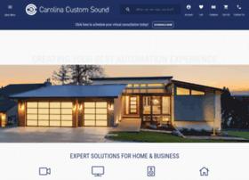 carolinacustomsound.com