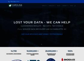 Carolinadatarecovery.com