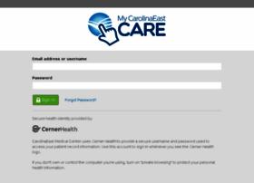 carolinaeastpatient.iqhealth.com