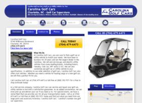 carolinagolfcars.biz