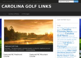 carolinagolflinks.com