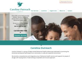 carolinaoutreach.com