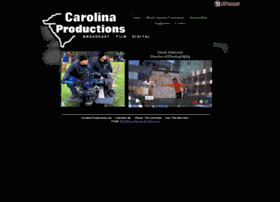 carolinaproductions.com