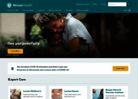 carolinashealthcare.org