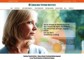carolinasthyroidinstitute.com