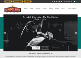 carolinatheatre.com