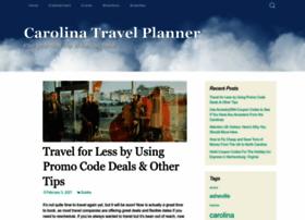 carolinatravelplanner.com