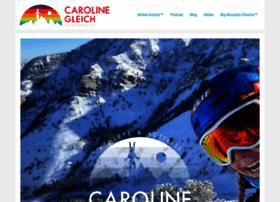 carolinegleich.com