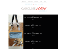 carolinemade.bigcartel.com