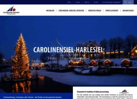 carolinensiel.de