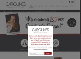 carolineskincare.com.au