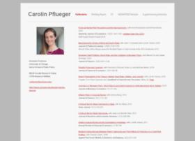 carolinpflueger.com