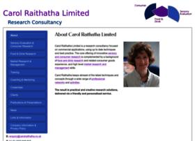 carolraithatha.co.uk