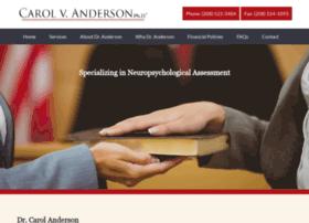 carolvanderson.com
