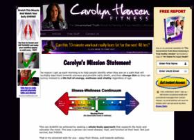 carolynhansennz.com