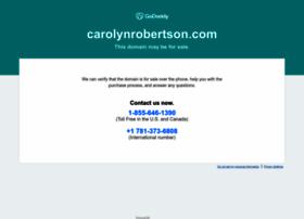 carolynrobertson.com
