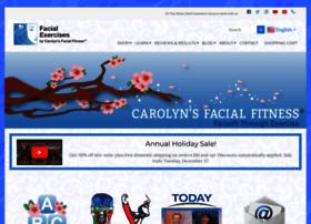 carolynsfacialfitness.com