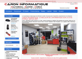 caron-informatique.fr