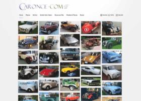 caronce.com