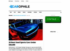 carophile.com