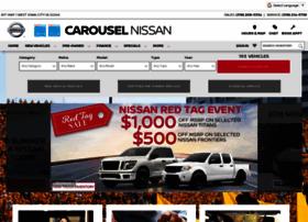carouselnissan.com