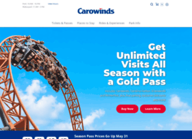 carowinds.com