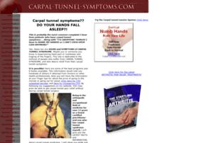 carpal-tunnel-symptoms.com