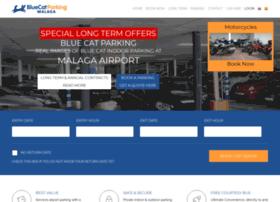 carparkingmalagaairport.com