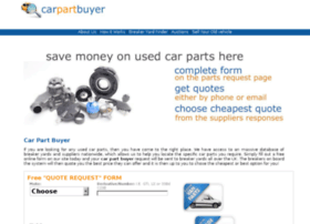 carpartbuyer.co.uk