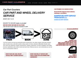 carpartcouriers.co.uk