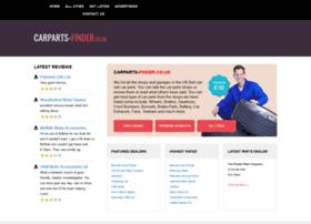 carparts-finder.co.uk