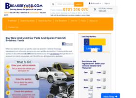 carparts.breakeryard.com