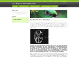 carpartsaccessories.webnode.com