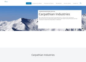 carpathianinc.com