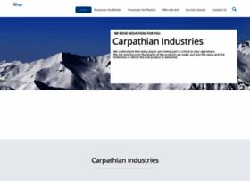carpathianinc.com