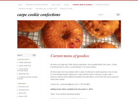 carpecookieconfections.com