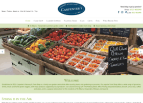 carpentersnursery.co.uk