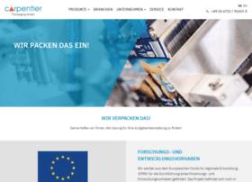 carpentier-packaging.de