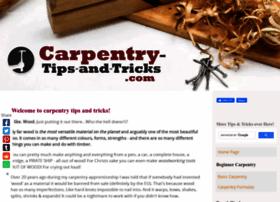 carpentry-tips-and-tricks.com