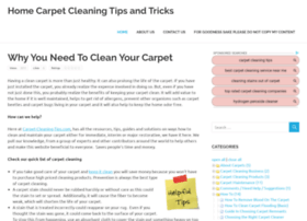 carpet-cleaning-tips.com