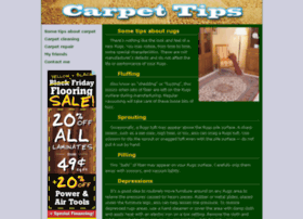 carpet-tips.com